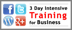 training and courses in social media