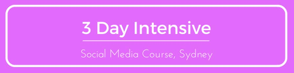 Senior Social Media Professional Training – August 2018