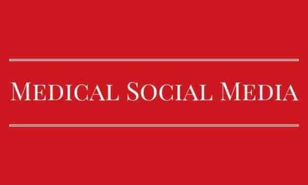 Medtainment: Creating Voice in Social Media – Medical and Health