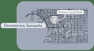 Sarasota Overview Map