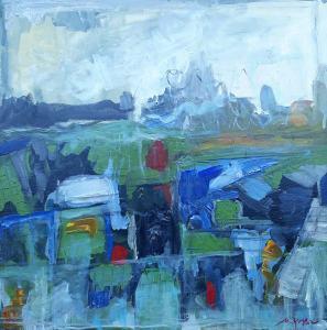 Fragments by Artist Mila Kostic