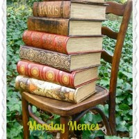 MONDAY FROM THE INTERIOR:  MAILBOX MONDAY & WHAT ARE YOU READING? -- MAY 26