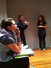 Drama League - Lauren, Craig, Sadia