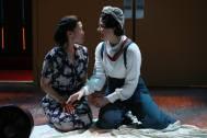 Tomomi and Virgina Night Picnic 2