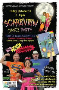 a Halloween Poster