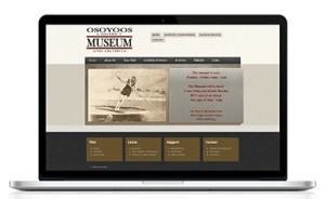 Osoyoos Museum Website