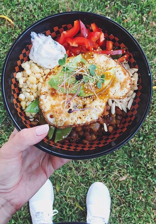 Veggie Bowls // laurenariza.com // RECIPE SCHMECIPE