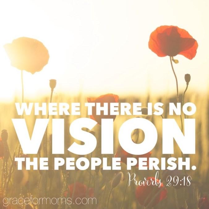 Proverbs 29:18 vision