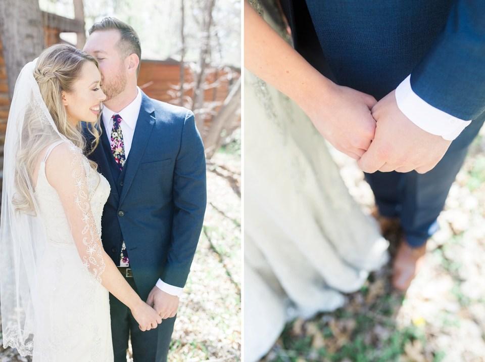 Pinetop Wedding, Northern Arizona Wedding Photographer, Lakeside Wedding, Woodsy Wedding, First Look
