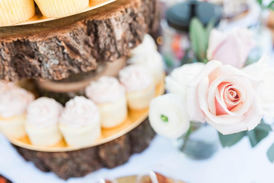 Pinetop Wedding, Northern Arizona Wedding Photographer, Lakeside Wedding, Woodsy Wedding, Dessert Table