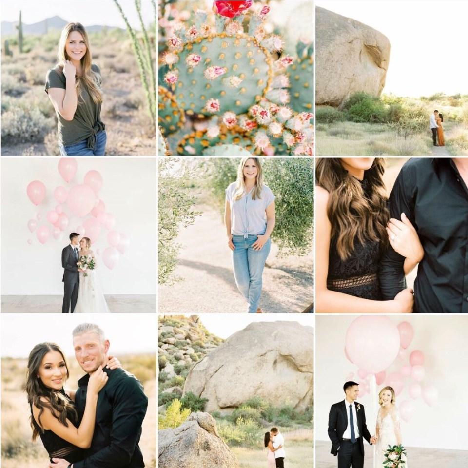 Best Nine, Lauren Buman Photography, Scottsdale Wedding Photographer, Phoenix Wedding Photographer, Arizona Destination Weddings, AZWED, Arizona Weddings, Desert Weddings, Happy New Year