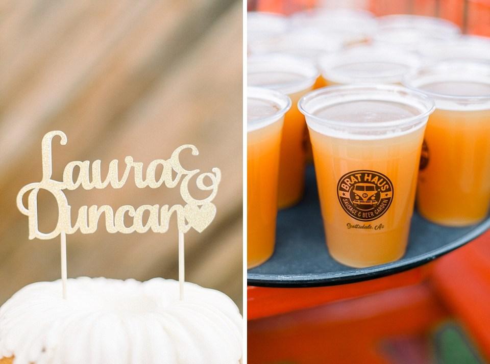 Scottsdale Brewery Wedding