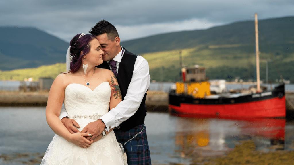 Inveraray wedding