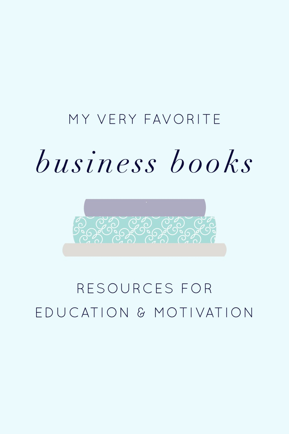 my very favorite business books