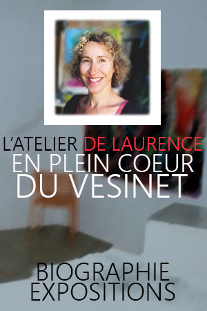 laurence brecher itinéraire contact expositions biographie