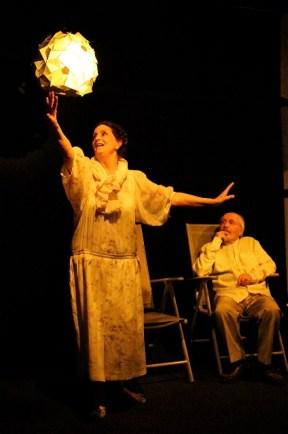 Décor Théâtre (Troupe de l'Escalier) : soleil