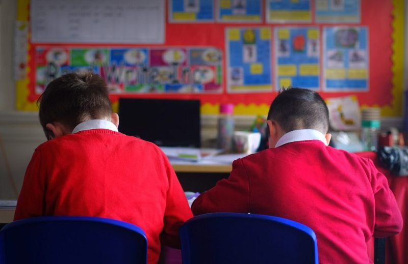 Crays Hill pupils