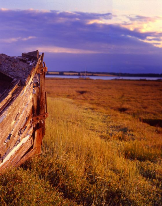 Boat, Wrabness