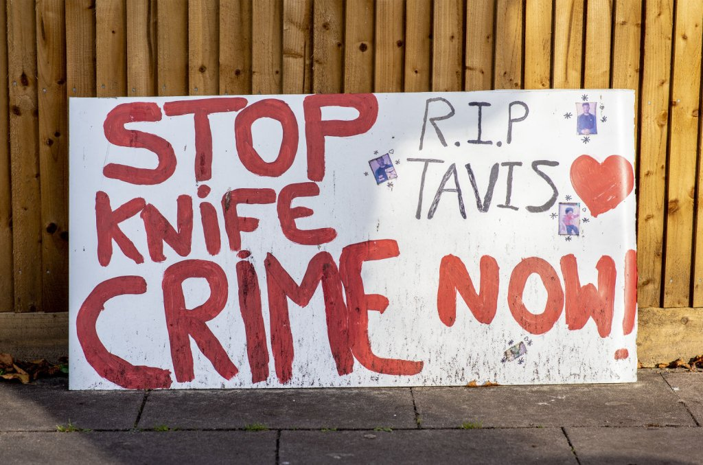 Stop Knife Crime Now