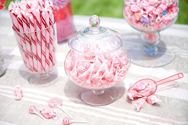 Party Planning How To Style The Perfect Candy Bar