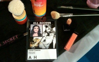 DIVA DOES…  Backstage at the Victoria's Secret 2011 Fashion Show