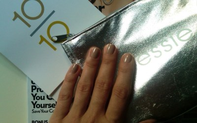 DIVA DOES…  Next to Nude Nails