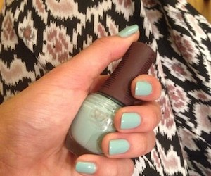 InternDIVA: SpaRitual Nail Lacquer in Energy