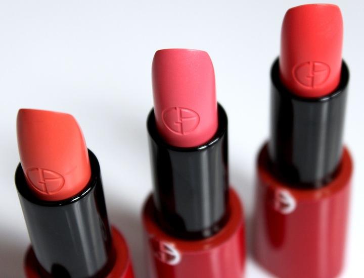 Interndiva Giorgio Armani S Rouge Ecstasy Cc Lipstick Laurencosenza