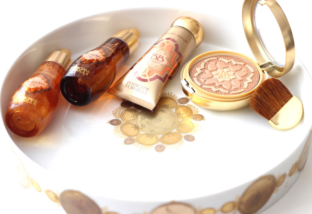 physician's formula argan makeup 1