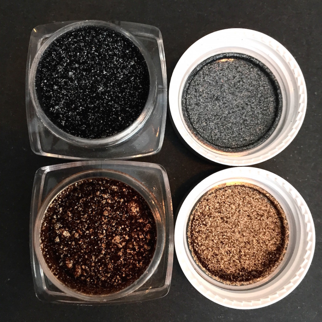 DIVAlicious Osmosis Colour Mineral Cosmetics Eyeshadow Review 1