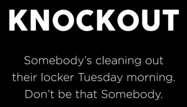 NFC-knockout