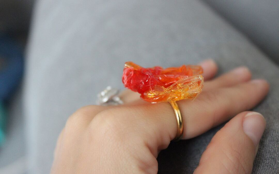 UNISEXXXY: Rock Candy Rings By Breanne