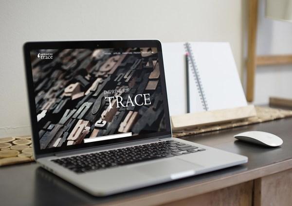 Mock-up sur Macbook