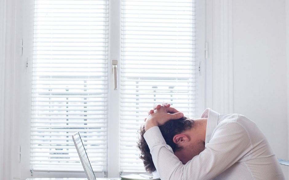 Stress awareness: what are the 5 signs of stress?