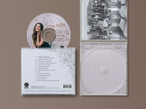 Sutton Foster CD and CD Covers