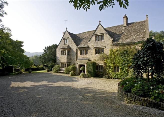 Cotswolds Manor Interiors
