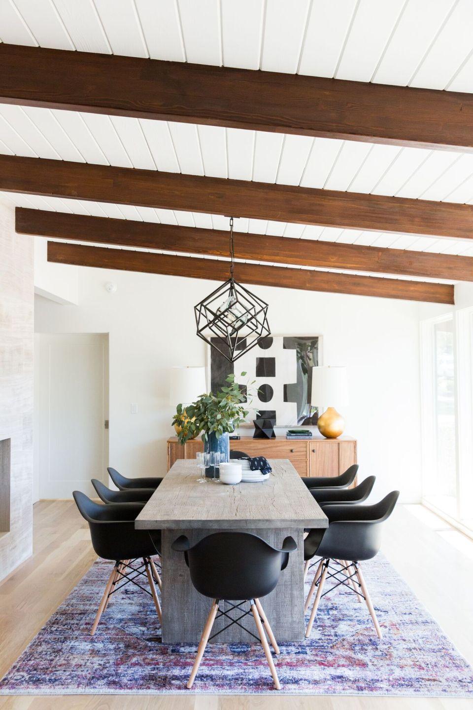 Mid-century modern studio mcgee interior design