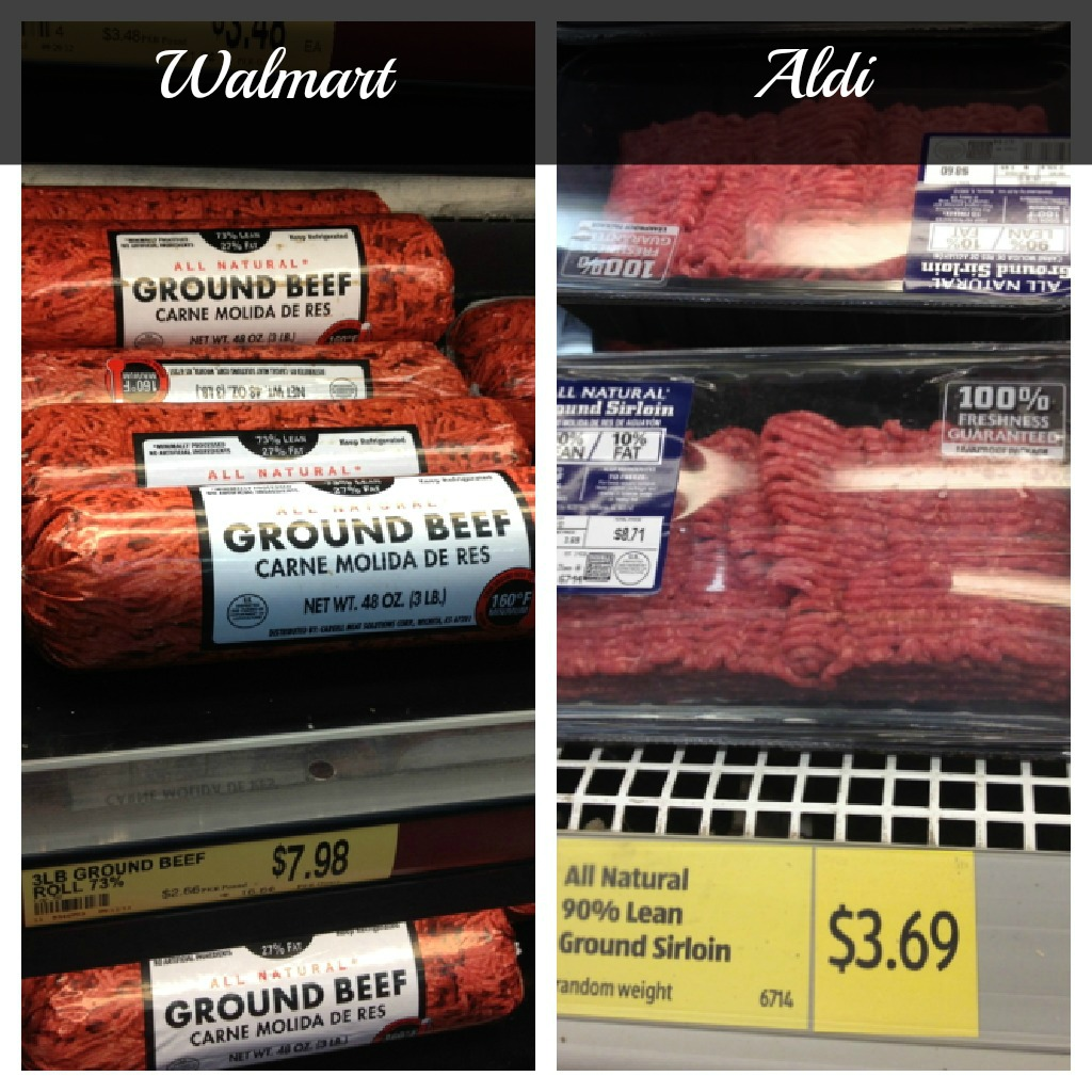 Aldi Vs Walmart Which One Is Really Less Expensive Than The Other One