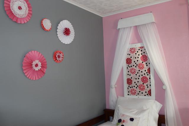 bedroom re-design