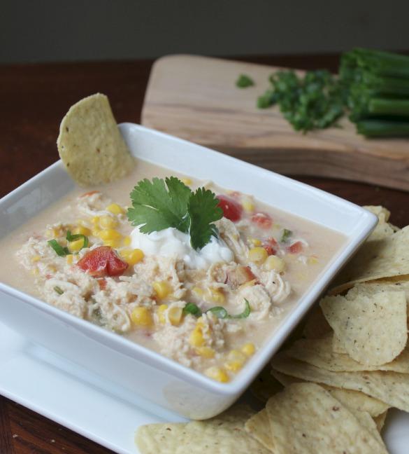 Mexican Corn Chowder Recipe