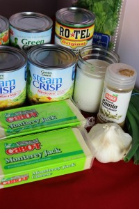 Here are the supplies that you need to make this simple Mexican Chicken and Corn Chowder #shop