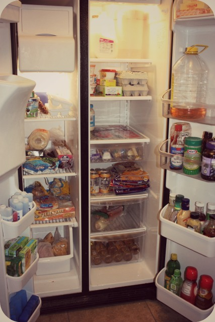 Is your fridge so dirty that you are overwhelmed at cleaning it Here is how I clean my fridge in 30 minutes or less - once you do this you will never be overwhelmed again! 2