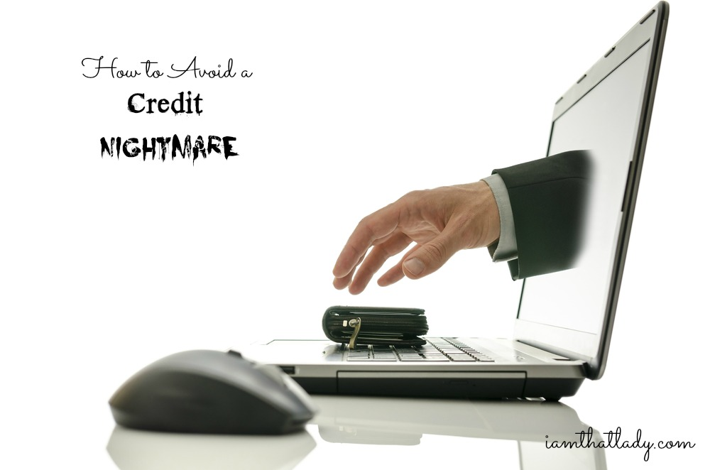 There are so many ways that you can avoid a credit nightmare - here are some of the top tips on how to protect yourself.