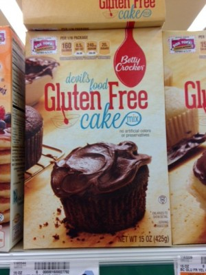 Using Betty Crocker Gluten Free Cake mix to make a Kahlua and Cream Trifle #shop