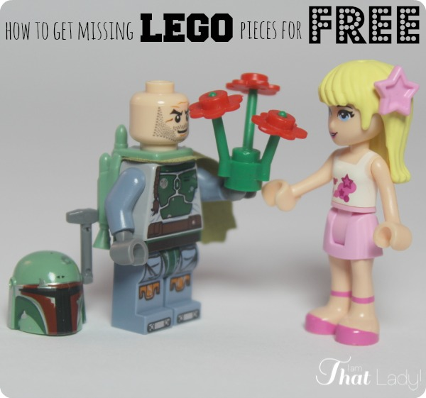 Did you open up a brand new lego kit and realize you are missing a piece? Or maybe you lost a piece? Did you know that you can get Free pieces mailed to you from Lego directly?