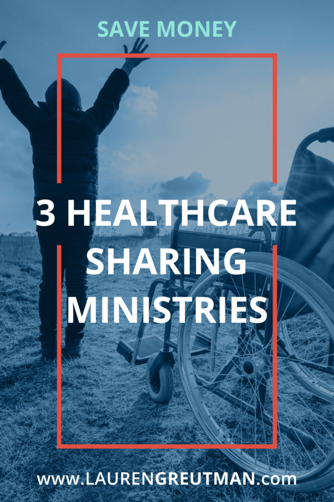 christian healthcare sharing ministries