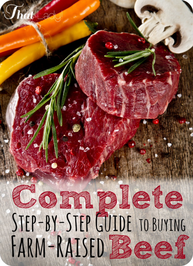Complete Step-by-Step Guide to Buying Farm-Raised Beef