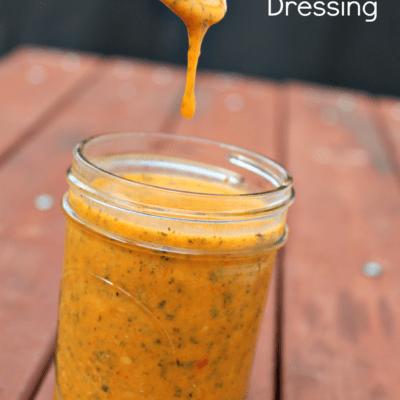 low fat salad dressing