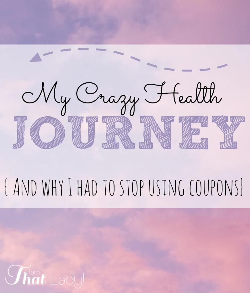 My crazy health journey