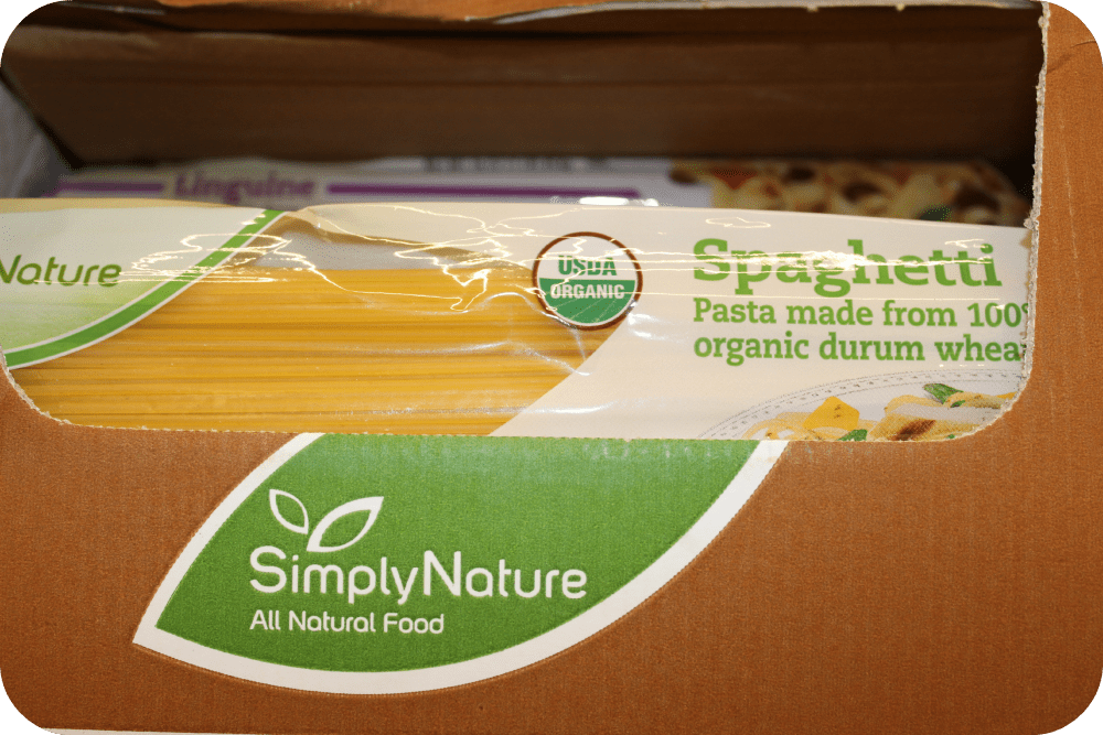 What to buy Organic at Aldi